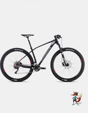 bicicleta Orbea Alma m50 negra 2016 27 29