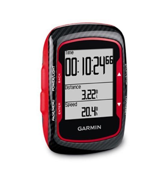 GPS Garmin Edge 500 rojo