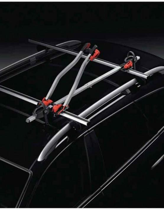 Porta bicicletas Peruzzo Ronda para barras techo