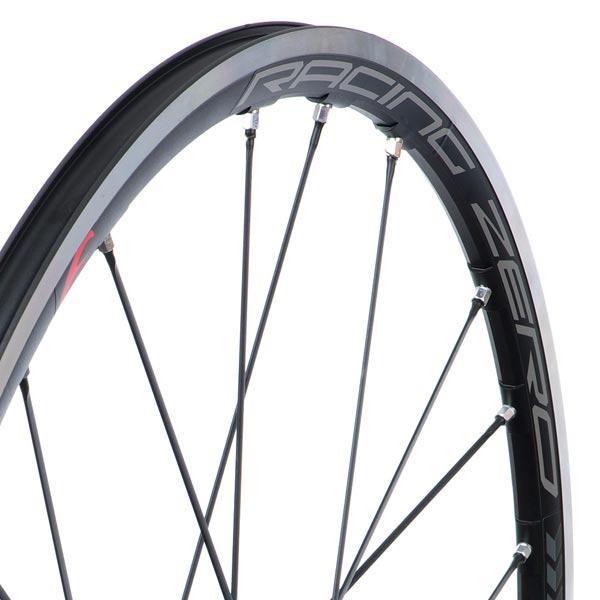 Juego de ruedas Fulcrum Racing Zero Black cubiertas