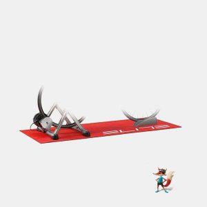 alfombra elite para rodillos