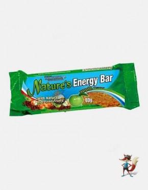 barritas energeticas victory energy bar sabor manzana