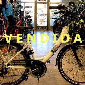 bicicleta lapierre paseo usada bici