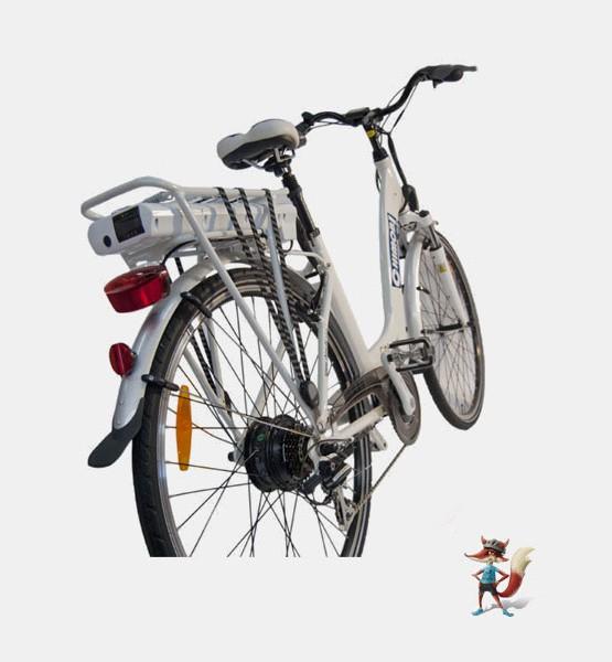 bicicleta electrica city paseo chimobi lateral
