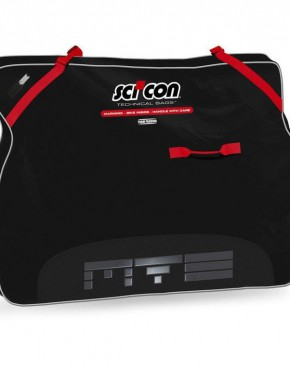 bolsa Scicon travel plus mtb