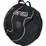 bolsa porta 2 ruedas scicon