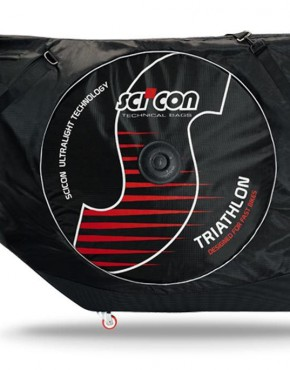 bolsa scicon aero confort triatlon