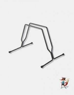 caballete expositor bicicleta al suelo