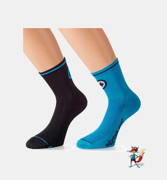 Calcetin Assos Mille Sock Evo7