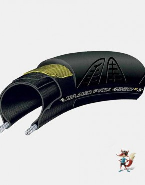 Cubierta Continental Gran Prix 4000S II 700 x 23