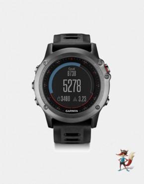 Reloj GPS Garmin Fenix 3 Pack
