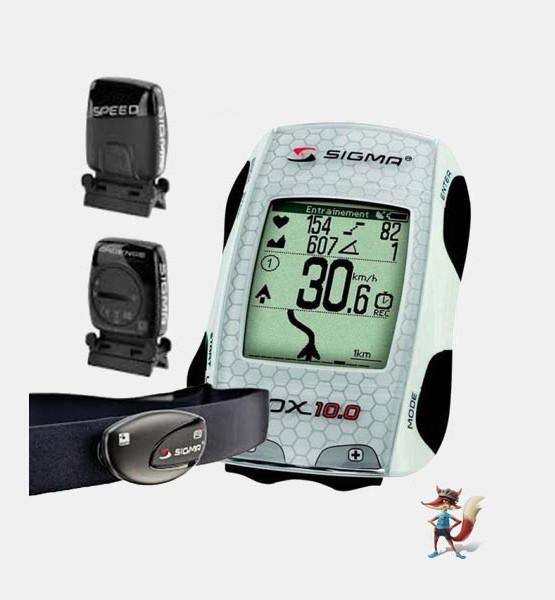 GPS Sigma Rox 10.0 Set blanco