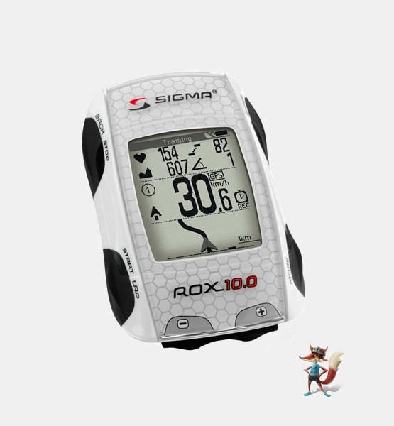 GPS Sigma Rox 10.0 blanco