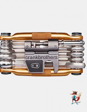 herramienta crankbrothers multi 17 oro