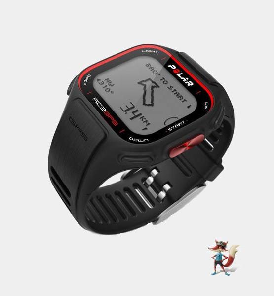 Pulsometro GPS Polar RC3
