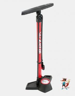 Hinchador Zefal profil de pie con manometro