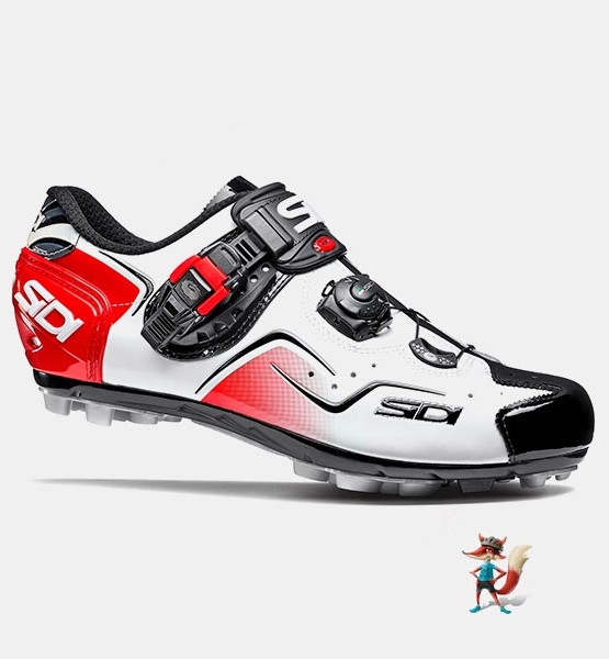 zapatillas sidi cape mtb amarillas