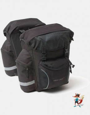 Alforjas New Looxs Sport Aventura Plus impermeable