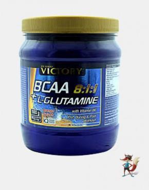 Aminoacidos BCAA Victory Endurance