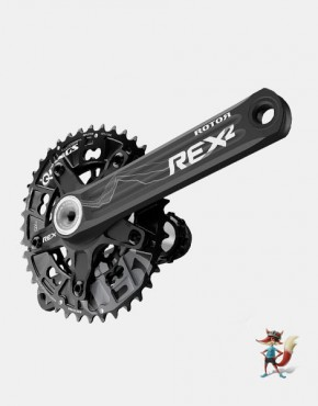 Juego de bielas Rotor Rex 2.2