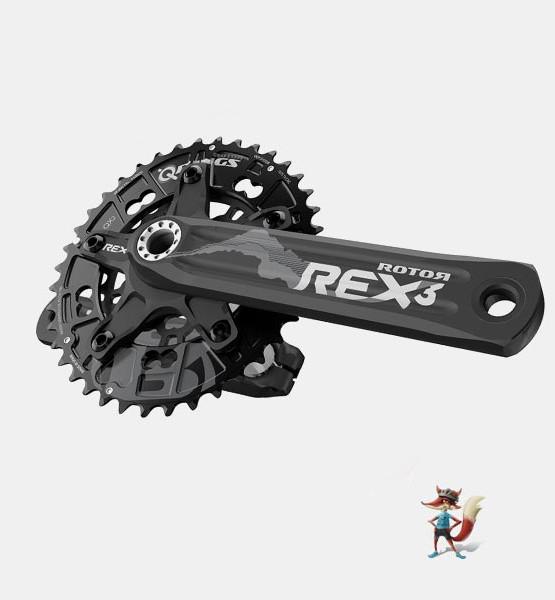 Juego de bielas Rotor Rex 3.2