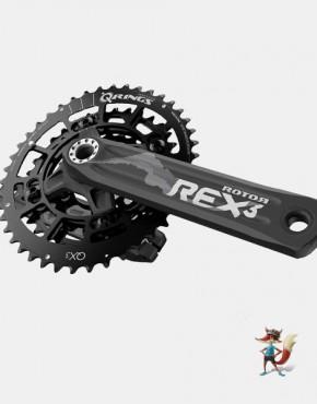 Juego de bielas Rotor Rex 3.3