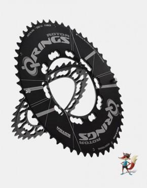Platos Rotor Qrings Compact 110x4 Shimano