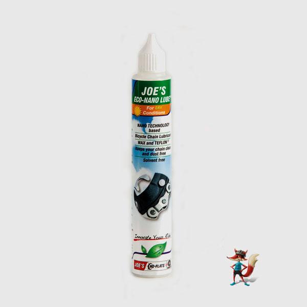 Aceite lubricante Joes cera condiciones secas