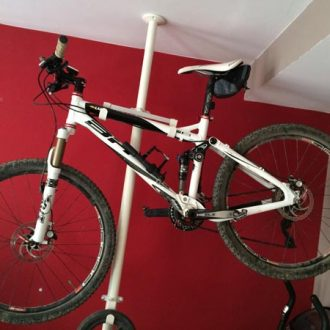 Bicicleta BH usada doble suspension