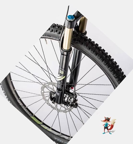 bicicleta-cube-ltd-sl-negra-horquilla