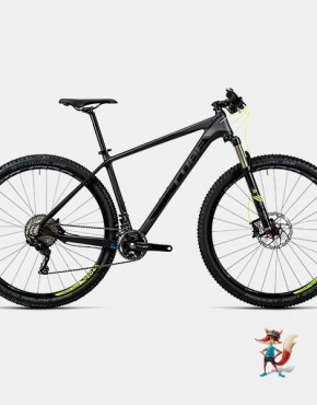 Bicicleta Cube Reaction GTC SL MTB