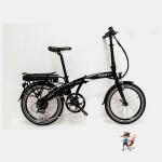 Bicicleta electrica Chimobi plegable