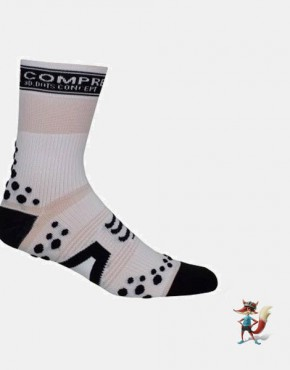 Calcetin Compressport Socks V2 bike socks