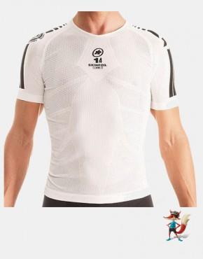 Camiseta Assos Skinfoil Evo7 manga corta