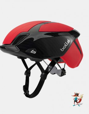 Casco Bolle The One Road Premium rojo