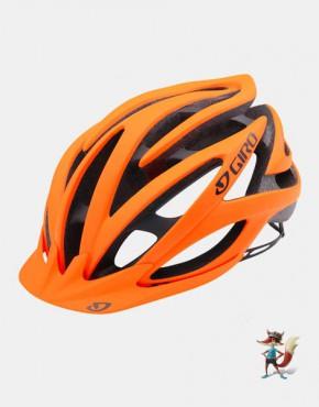 Casco Giro Fathom btt naranja