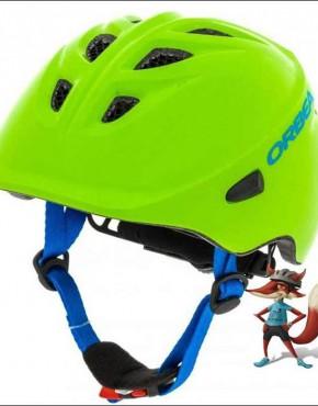 casco orbea sport kids verde