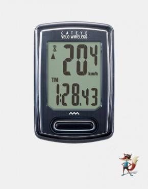 Cuentakilometros Cateye Velo VT230
