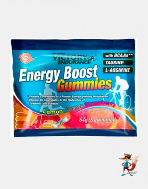 Energy boost gummies victory endurance
