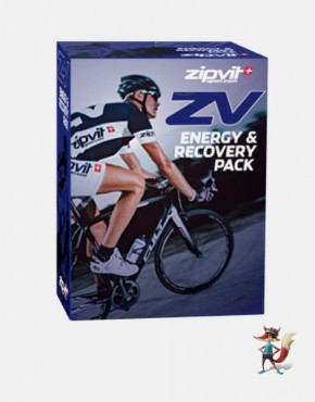 Pack Zipvit Energy Recovery