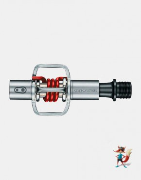 Pedales Crankbrothers Egg Beater 1 rojo