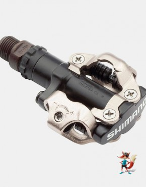 Pedales Shimano M520 SPD