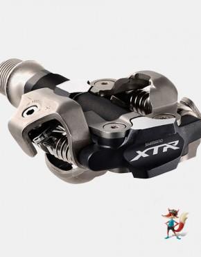 Pedales Shimano XTR M9000 SPD