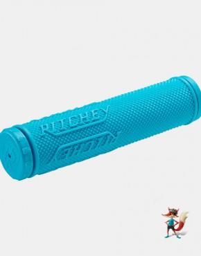 Puño Ritchey Comp TrueGrip celeste