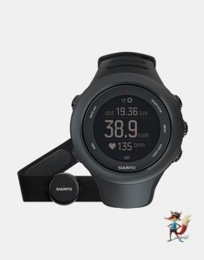 Reloj Suunto GPS Ambit3 sport HR negro