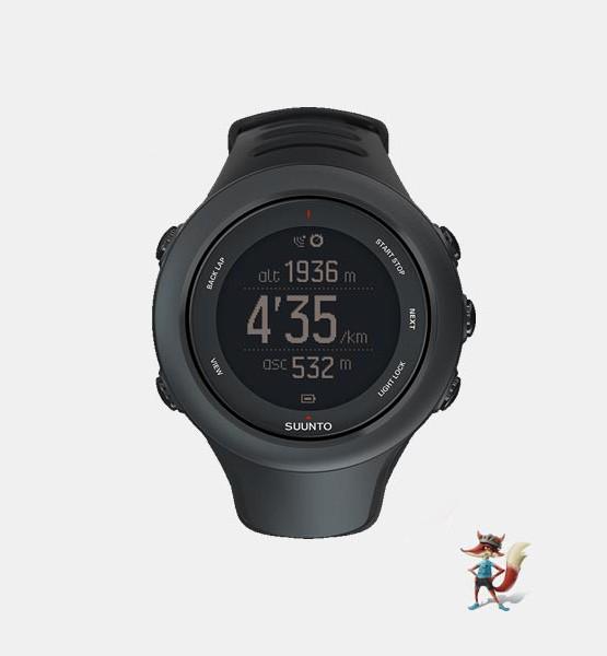 Reloj Suunto GPS Ambit3 sport negro