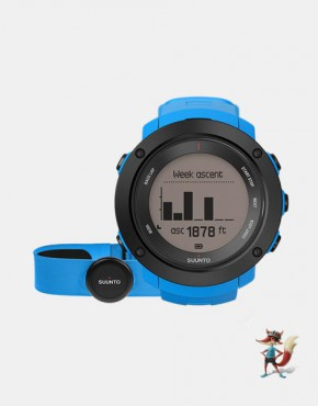 Reloj Suunto GPS Ambit3 Vertical HR Azul
