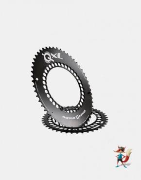 Plato Rotor Qrings Compact QXL ovalado 110x5