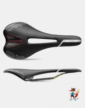 Sillin Selle Italia SLR kit carbono Flow negro