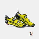Zapatillas Sidi T4 para triatlon amarilla